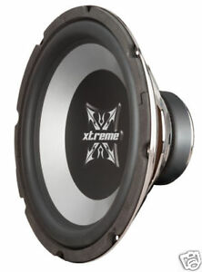 """Directed Xtreme 124sx 12""""(30cm) Subwoffer 200 watts RMS"""