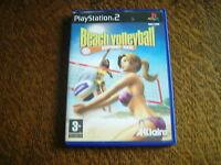 jeu playstation 2 summer heat beach volleyball