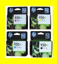 ORIG. repostería HP 920xl color OfficeJet 6000 7000 6500