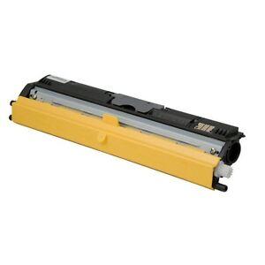 Black Toner for KONICA MINOLTA MagiColor 1600W 1650EN  1690MF Printer A0V301F