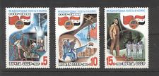 Russie 1987 espace/soviétique-syrien vol 3 V Set n11769