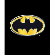 Licensed Batman Emblem Super Soft Fleece Throw Blanket 50x60 Inches DC Comics