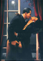 Jack Vettriano ' Night Geometry '  Fine Quality Canvas Offered for sale from UK