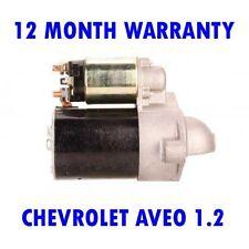 chevrolet aveo starter motors chevrolet aveo 1 2 2008 2009 2010 2011 2012 2013 2015 rmfd starter motor