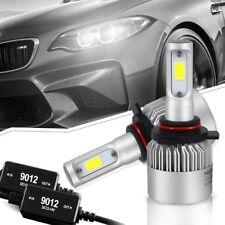 5Pair Super Bright 9012 HIR2 72W 16000LM LED Headlight Car Light Bulbs SUV Truck