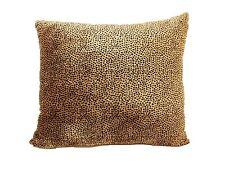 """Superb Velvet Animal Print Pillow  19.5"""" by 19"""""""