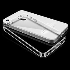 Clear Transparent Ultra Thin Soft Back Case Cover For Apple iPhone 4S