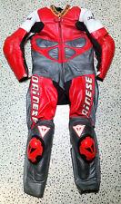 Tuta  in pelle Dainese Carl Fogarty Foggy Ducati 916 SPS SP R TG 50