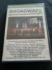 From Broadway With Love A Benefit Concert for Sandy hook DVD