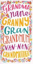 Grandmother Gran Nan Happy Mother's Day Card Greeting Cards