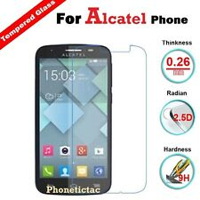 "Tempered Glass Screen Protector Premium Protection For Alcatel A5 LED (5.2"")"