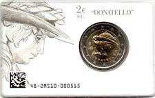 2 Euro commémorative de Italie 2016 Brillant Universel (BU) - Donatello