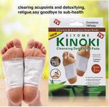 Detox Foot Patches 30 Day Pads Body Toxins Feet Cleansing Herbal Slimming 1month