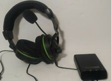 X42 Ear Force Turtle Beach Xbox 360 Headphones Headset Wireless Black