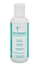 OVIMED Startset: Bio-basisches Duschgel + Shampoo mit Bio-basisches Körperfluid