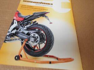 Hi-Q Montageständer II Heck mit Universal Aufnahme für Motorräder