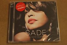 Sade - Ultimate 2CD POLISH Stickers