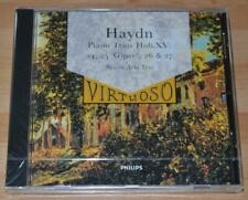 Haydn Piano Trios Hob. XV - Beaux Arts Trio - Sealed 1999 Philips CD