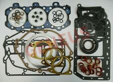 Full Gasket Set for Lister Petter LPW3 with carbonic head gasket