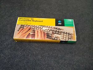 Vintage keyboard Windows '95 NIB
