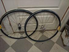 never ridden 700c 28h Velocity Deep V  Shimano Ultegra 6500 Wheelsmith Wheelset