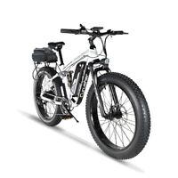 Electric Bike XF800 750W 13AH Electric Mountain Bike 4.0 Fat Tire Electric Bike