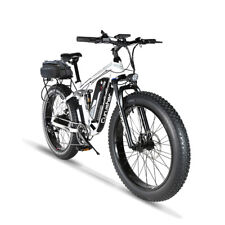 Cyrusher Electric Bike XF800 750W 48V 13AH Electric Mountain Bike Fat Tire Bike