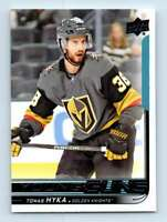 2018-19 Upper Deck Young Guns Tomas Hyka RC * #224