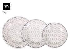 Armonie 18 Piece Ceramic Porcelain Dining Dinner Service Set Plates