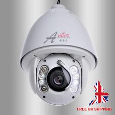 Auto tracking 1200TVL 30X Zoom CCTV high Speed 8IR Dome PTZ Outdoor Camera UK205