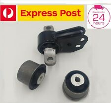 Front DIFF Mount Bush Kit + Diff Cradle Arm Jeep Grand Cherokee WH WK 05-2010