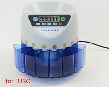 Electronic coin sorter XD-9002 coin counting machine for most of countries U