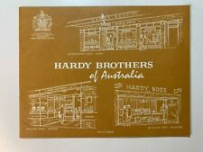Vintage Catalogue - Hardy Brothers of Australia 1950's