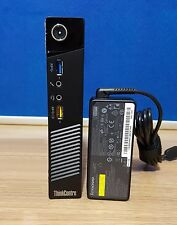 Lenovo M93P Tiny PC Intel Core i5-4570T 4thGen 8GB RAM 500GB SSHD HDD Win10 WiFi