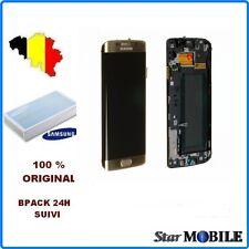 VITRE TACTILE+ECRAN LCD ORIGINAL COMPLET SAMSUNG GALAXY S6 EDGE G925F GOLD