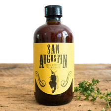 San Augustin Smoked Datil Pepper Table Sauce | Florida Hot Sauce, 8oz Bottle
