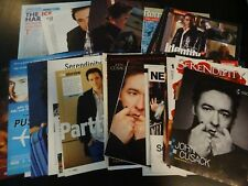 John Cusack  39 full pages   Clippings
