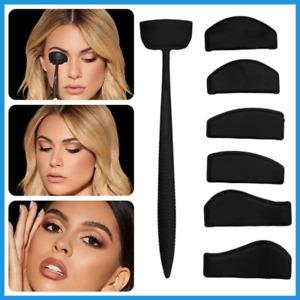 6 In 1 Crease Line Kit Eyeshadow Applicator Silicone Stamp Eyeshadow Makeup Tool