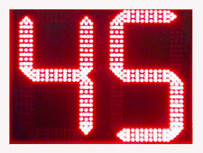 "Sports Radar DL1811 Red LED Display with Two 18"" Digits"