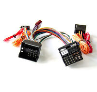 Radio Adapter Freisprechadapter Parrot THB Burry Quadlock ISO OPEL Astra Corsa