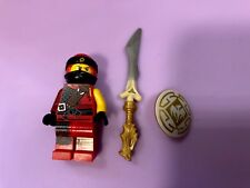 LEGO New Ninjago Kai W/  Dragonbone Blade & Shield ( 70653 70654 70655 series  )
