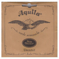Aquila Nylgut #19U Tenor 8-Strings Ukulele Strings GgCcEEAA