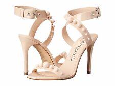 Pedro Garcia Courtney sheer gloss sandals  Women's size 8.5  m