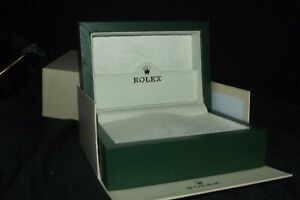 Rolex watch box AND OUTTER BOX