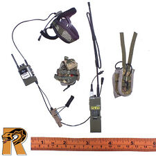 British Army Afghanistan - Radio Set - 1/6 Scale - DID Action Figures