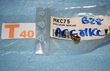 Gicleur principal de carburateur MIKUNI MKC 75 neuf