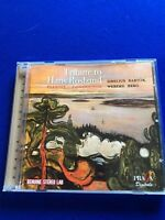NEW Tribute to Hans Rosbaud (2016) CD opened
