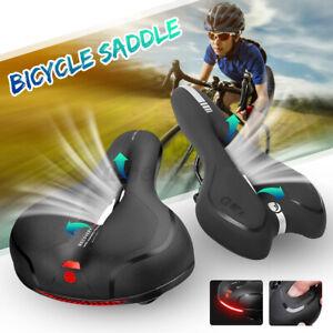 🔥 Mountain Bike Road Bicycle Riding Cycling Hollow Saddle Seat Soft Cushion Pad