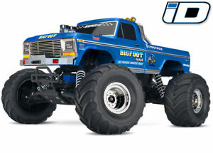 Traxxas Classic Bigfoot 1/10th RTR Monster Truck Stampede TRA36034-1-R5