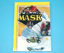 M.A.S.K ORIGINAL SPARE DETONATOR  INSTRUCTIONS SHEET POSTER INSERT 1980s KENNER